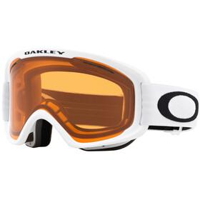 Oakley O Frame 2.0 Pro XM Gogle zimowe Kobiety, matte white/persimmon & dark grey